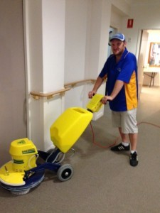 Cimex Commercial Carpet Cleaning Brisbane